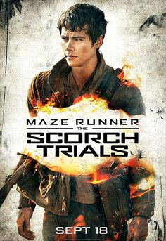 Our Thoughts On Maze Runner: The Scorch Trials! ⋆ Brite and Bubbly