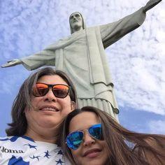 Cristo del Corcovado! Cristo Redentor. Río de Janeiro, Brasil  #bestplacesintheworld #amazingtrips