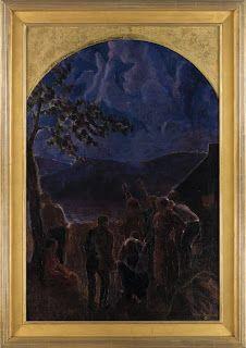 Malvin Gray Johnson Painting in Swann African-American Fine Art Auction February - Swann Galleries News