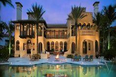 Miami Beach luxury villas