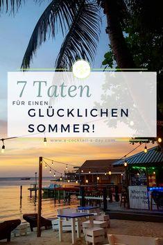 7 Tipps für einen glücklichen Sommer