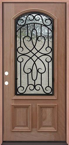 8 39 0 Wide 15 Lite Steel Patio Triple Door French Unit