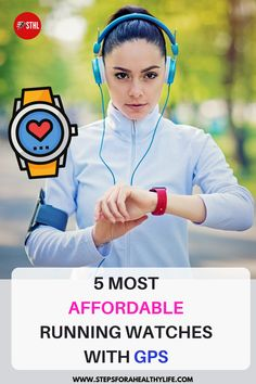 running Pace, heart rate, distance – track it all If you're looking for the best affordable running watches on the market, it helps to pick a wearable that suits your exercise needs first and foremost. There's no point splashing the cash on the best running watch money can buy if you don't use half its features.Check out these great & affordable running watches,best running gear,smart watches,running for beginners,running tips,running watches for women runners,best garmin