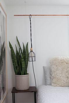 pendant lighting plug in # 64