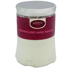 Berrys presents this exceptional Manicure Mask that is definitely a great product. It is filled with anti-oxidants and skin regenerating ingredients that softens and rejuvenates your skin and gives a youthful appearance to your skin. The simple and easy way of removing dirt and any kind of impurities from your skin is by using this natural manicure mask. Repair your damaged skin and brighten your skin significantly and give a new look to your hands and feet by using this manicure mask.