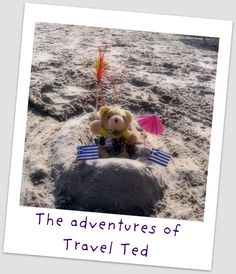 Start a family tradition with a travelling bear!