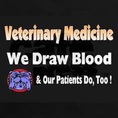 Haha, yes they do! Just another part of being a vet tech