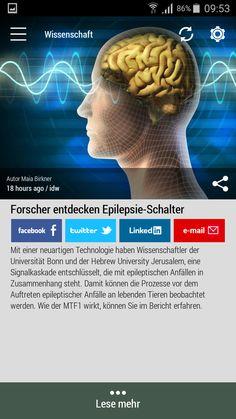 #Born2Invest: die besten Geschäfts- und Finanznachrichten aus den vertrauenswürdigen Quellen. Jetzt unsere kostenlose Android App herunterlade.  #epilepsie #technologie #wissenschaft