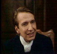 Alan Rickman 'The Barchester Chronicles'