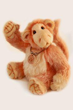 Congo the Monkey by Waynestonbears