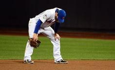 Mets' David Wright on World Series Game 4 loss: 'This isn't Daniel Murphy's fault'  Bob Nightengale, USA TODAY Sports 2:15 a.m. EST November 1, 2015 - Mets second baseman Daniel Murphy reacts after committing a fielding error in the 8th inning. (Photo: Jeff Curry, USA TODAY Sports)