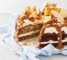 Best-Ever Banana Cake - Annabel Langbein – Recipes Kiwi Recipes, Baking Recipes, Cake Recipes, Dessert Recipes, Relish Recipes, Sin Gluten, Gluten Free, Scones, Granola