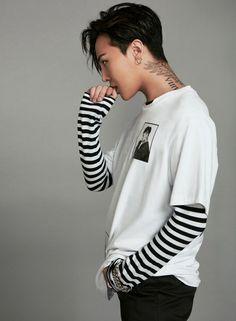 G-Dragon // Big Bang // 8 Seconds Clothing Brand Daesung, Gd Bigbang, Bigbang G Dragon, Bigbang Members, Big Bang, Choi Seung Hyun, Rapper, G Dragon 2016, Moda G Dragon