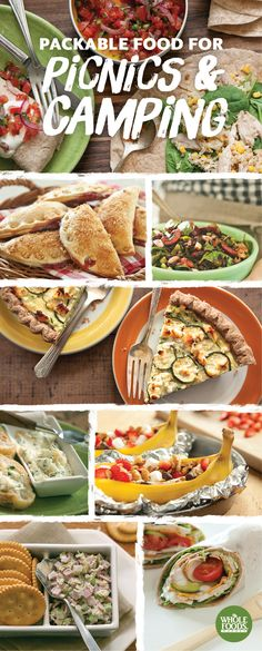 With Memorial Day right around the corner, you're gonna need all these fantastic recipes! #summer #picnic #recipe