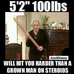 The post 100 lbs Will hit you harder that a grown man on steroids appeared first on Italiano Memes. Italian People, Italian Life, Italian Girls, Funny Relatable Memes, Funny Texts, Funny Jokes, Hilarious, Italian Memes, Italian Quotes