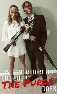 20+ Cool Halloween Outfits for Couples