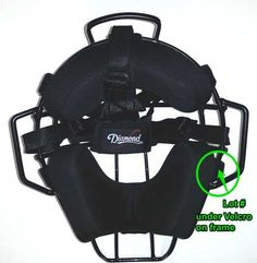 Diamond Sports #Recalls Umpire and Catcher Face Masks Due to Impact Injury Hazard