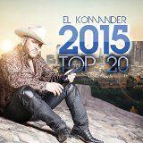 awesome LATIN MUSIC - Album - $8.99 - El Komander 2015 Top 20
