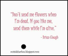 Quote from Brian Clough