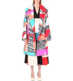 Roksanda | Tapestry jacquard coat