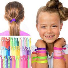 Éponge Bandes élastiques pour cheveux style disque Meatball Head Cheveux Accessoires À faire soi-même