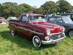 Vauxhall Velox pickup