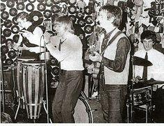 The Yardbirds at King Mojo, Sheffield