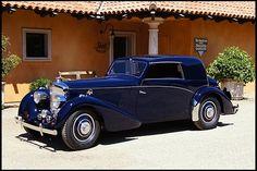 1939 Bentley Vanvooren Sunroof Coupe ★。☆。JpM ENTERTAINMENT ☆。★。