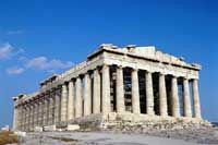 Parthenon, Greece -- It's a must see!