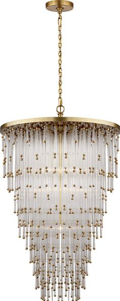 Mia Chandelier from Visual Comfort