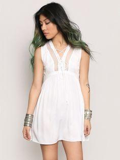Like A Dream Mini Dress - Gypsy Warrior