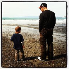 Father & son #pacifica