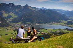 Wanderparadies Kaiserwinkl.  #tirol, #walchsee