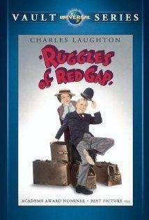 O Extravagante Senhor Ruggles (1935) Poster