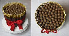 Mikado-Maltesers-Torte
