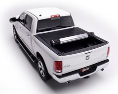 x 7 in. Dodge Ram Hard Folding Tonneau Cover, As Shown Truck Bed Covers, Truck Bed Accessories, Dodge Ram 1500, Toyota Tacoma, Tacoma 2000, Toyota Tundra, Rear Window, W 6, Cover