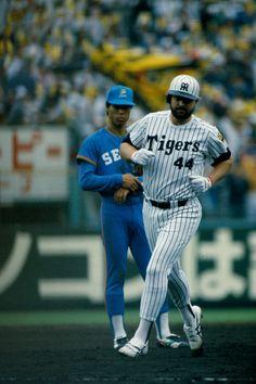1985年10月29日 プロ野球日本シリーズ 西武ライオンズvs.阪神タイガース