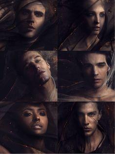 The Vampire Diaries. Season 5 premier tomorrow.