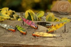 Cykada 8 g - świetna na okonie i szczupaki; niezastąpiona na głęboką i bystrą rzekę z pstrągami. #wędkarstwo #przynęty #rękodzieło #handmade #cykady Insects, Handmade, Fishing, Pisces, Hand Made, Handarbeit