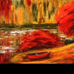 50x80 oil on canvas