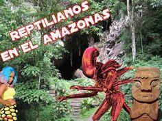 LCC ¡¡Horror!!!Prueba definitiva de los Reptilianos en la Amazonia