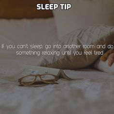 ⠀ ⚡Enjoy this Sleep Tip 😌⠀ ⠀ ⠀ 🧠 If you can't sleep, go into another room and do something relaxing until you feel tired 📖⠀ ⠀ ⠀ 🧐It is best to take work materials, computers and televisions out of the sleeping environment. Use your bed only for sleep and sex to strengthen the association between bed and sleep. If you associate a particular activity or item with anxiety about sleeping, omit it from your bedtime routine 🤯⠀ •⠀⠀ •⠀⠀ •⠀⠀ •⠀⠀ •⠀⠀ ➡ gainthesleep.com⠀ ➡ @gainthesleep⠀ ⠀ ⠀ ⠀… Can't Sleep, Televisions, Bedtime Routine, Feel Tired, Something To Do, Anxiety, Computers, Environment, How Are You Feeling
