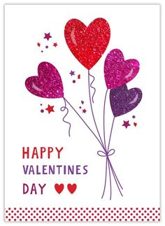 Valentines Day Bouquet - Valentines Day Cards from CardsDirect