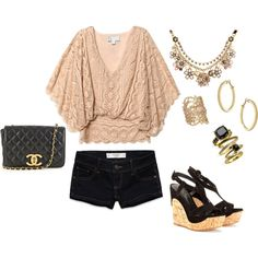 i love this outfit!!! not the purse.. but the rest is to die for!