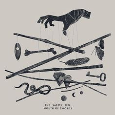 "THE SAFETY FIRE posts new track, ""Red Hatchet,"" online; reveals album artwork"
