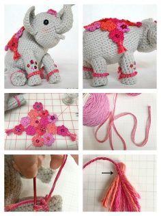 Make It: Dress Up Bunny - Free Crochet Pattern #crochet #amigurumi  #ravelry… | Crochet rabbit, Crochet patterns amigurumi, Crochet bunny  pattern | 316x236