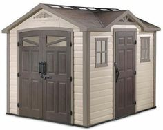 Wood, Metal Or Plastic: Which Shed To Buy?