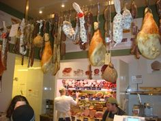 #Eataly : lots of salumi !