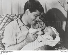 Jerry Lewis in Rock-a-bye Baby 1958.