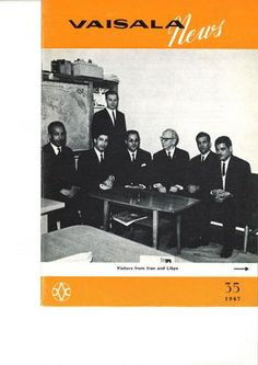 Vaisala News 35 1967 Author, News, Books, Libros, Book, Book Illustrations, Libri
